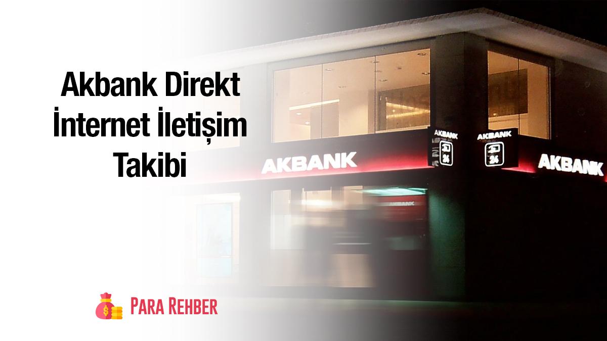 Akbank Direkt Takip